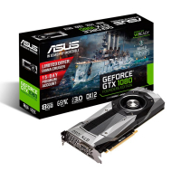 ASUS NVIDIA GTX 1080 8GB GDDR5X PCIE3