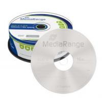 DVD-R Mediarange 16x - Pack 25