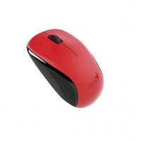 Rato sem fios NX-7000, USB , BlueEye, 1200dpi Vermelho