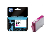HP 364 Magenta Ink Cartridge with Vivera Ink