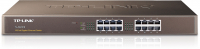 "16-port Gigabit Switch For Desktop/19"" Rack"