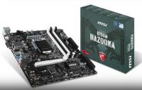 B150M BAZOOKA - Intel B150, LGA1151, DDR4(Dual Channel), microATX