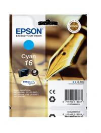 Singlepack Cyan16 DURABrite Ultra Ink
