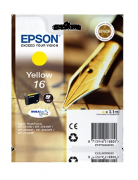 Singlepack Yellow 16 DURABrite Ultra Ink