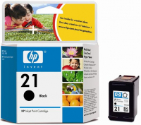 HP 21 Black Inkjet Print Cartridge (5 ml)