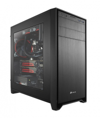 Obsidian Series 350D Windowed Micro ATX Case