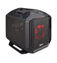 GraphiteSeries 380T Mini ITX Case, Black