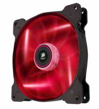 LED Fan AF140-LED, Red, Single Pack