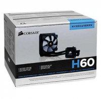 Cooling Hydro Series H60 High-performance CPU Cooler, LGA1155/1156, LGA1366, LGA2011, AM2/AM2+, AM3/AM3+, FM1 compatible