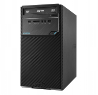 D320MT - MiniTOWER, Intel Core i5-6500, Integrated Intel Graphics Media Accelerator HD, HDD 500GB, 4GB, 24x DVD RW, 10/100/1000 Mbps, Teclado + Rato, S/ Sistema operativo