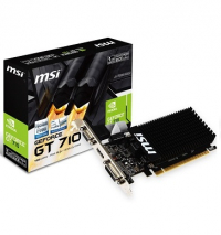 GT710-1GD3H/LP - GEFORCE GT 710 1GB DDR3 PCI-E