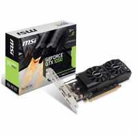 GTX 1050 2GT LP DDR5 PCI E 3.0