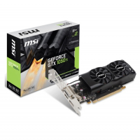 GTX 1050 TI 4GT LP DDR5 PCI E 3.0