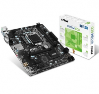 H110M ECO - Intel H110, LGA1151, DDR4(Dual Channel), microATX