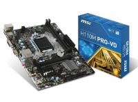 H110M PROVD - Intel H110, LGA1151, DDR4(Dual Channel), microATX