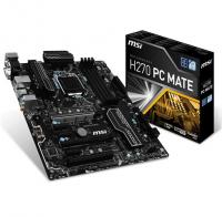 H270 PC MATE - Intel H270, LGA1151, DDR4(Dual Channel), ATX