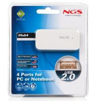 HUB 4 PORTAS USB 2.0
