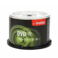 Dvd-R Imation 4.7 GB 16X Spindle 50