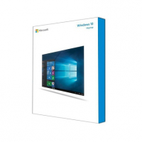 Windows Home 10 64Bit Portuguese 1pk DSP OEI DVD OEM