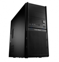 Elite 342, w/ 120MM Front Case Fan, Micro ATX, W/O PS. USB 3.0 x1, USB 2.0x1 - Sem Fonte