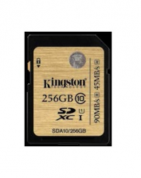 SD card 256gb Classe 10 UHS-I Ultimate