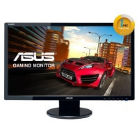"VE248HR - Monitor LED - 24"" - 1920 x 1080 FullHD - 250 cd/m2 - 10000000:1 - 1ms - HDMI1.3 ,DVI-D, D-Sub - Colunas - VESA - EPEAT"