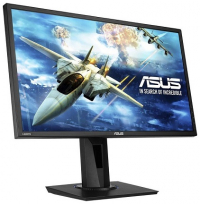 VG245H - Gaming monitor 24'' FHD - 1920x1080, 1ms, up to 75Hz, HDMI, D-Sub , Super Narrow Bezel, FreeSync via HDMI, Low Blue Light, Flicker Free - Preto