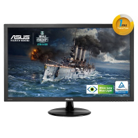 "VP278H - Monitor LED - 27"" - 1920 x 1080 FullHD - 300 cd/m2 - 10000000:1 - 1ms - 2xHDMI, D-Sub - Colunas - Game Plus - Eye Care (ULBL) - TCO"