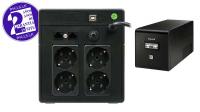 UPS PHASAK LCD Interactive 1000 VA