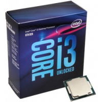intel® Core I3 8350K 4.0GHz 6MB LGA 1151 ( Coffee Lake) - sem cooler