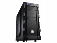"K280, Airflow optimized design - mesh on front panel, vents on side panel, bottom, and rear, Super speed USB 3.0 port, Supports high-end graphics cards up to 315mm/12.4"", 7 HDD bays (2 tool-free) for increased expandability"