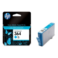 HP 364 Cyan Ink Cartridge with Vivera Ink