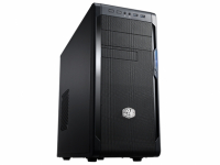 N300, Mesh front panel, includes 2x sickle flow 120mm,  Supports high-end graphics cards up to 320mm, Supports up to 8 HDDs (2 tool-less), USB 3.0 x 1 (int.), USB 2.0 x 2