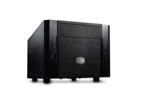 Elite 130, Mini-ITX, Mesh front panel, Dual USB 3.0, Supports 120mm radiator in the front, Supports length ATX PSU, High end graphics card up to 343mm, Up to 1 ODD 3HDD and 5 SSD's - Sem Fonte