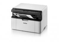 DCP-1510 - Mult.com scanner Horizontal sem fax: Impressora laser 20ppm, copiadora 20cpm, scanner plano a cores, ADF, 16MB, GDI, Bandeja de papel para 150 folhas
