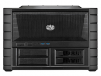 HAF XB EVO, LAN Box and Test Bench, Supports 240mm radiators, Dual USB 3.0, Rigid carry handles, up to 4 HDDs or SSDs , Removable M/B tray, Includes two XtraFlo 120mm fans, X-Dock bays in the front.