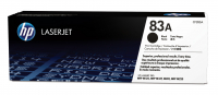 HP 83A Black LaserJet Toner Cartridge (CF283A)