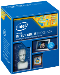 intel® Core I5 4690K 3,5 GHZ, 6MB Cache, LGA 1150
