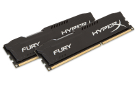 DDR3 HyperX 8GB 1600MHz ( Kit de 2) CL10 HyperX FURY Black Series