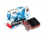 Radeon™ R5 230 1GD3H - 1GB RAM 64BIT PCI-E 2.0