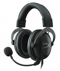 HeadPhones HyperX Cloud II Preto