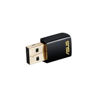 USB-AC51 - Adaptador Dual-band Wireless-AC600 USB