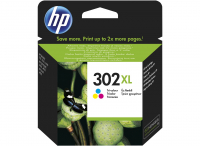 HP 302XL Tri-color Ink Cartridge