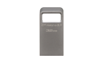 Data Traveler Micro 32GB USB 3.1/3.0 Type-A metal ultra-compact
