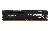 DDR4 16GB 2400MHz CL15 DIMM HyperX FURY Black