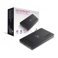 CAIXA EXTERNA P/ HDD 2.5 INT. SATA - EXT. USB3.0 - BLUERAY - CH25U40S3I
