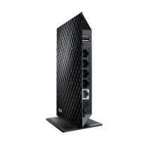 RT-N15U - Router Gigabit ASUS Wireless N 300mbps ,4 Ethernet portas 10/100, 1xUSB, Servidor de impressão