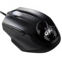 Rato Maurus, 5-Button,15 Macros, 450~3500 dpi,Clear flat /extra footpad