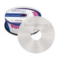 CD-R Mediarange 52x - Pack 25