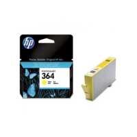 HP 364 Yellow Ink Cartridge with Vivera Ink